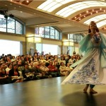Iana Komarnytska,  Iranian Heritage Day May 25th 201