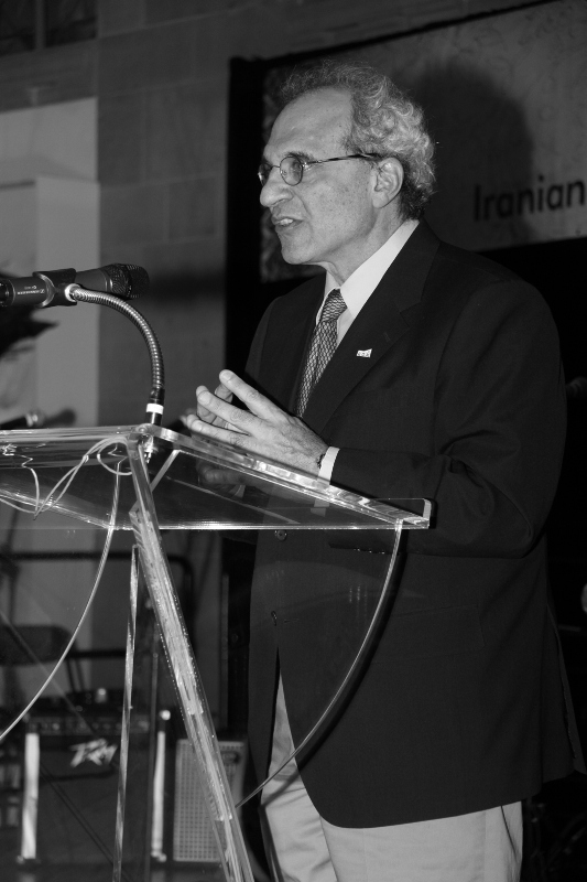 Mr. Dan Rahimi, VP of the ROM