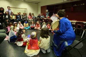 Kids Zone Iranian Heritage Day