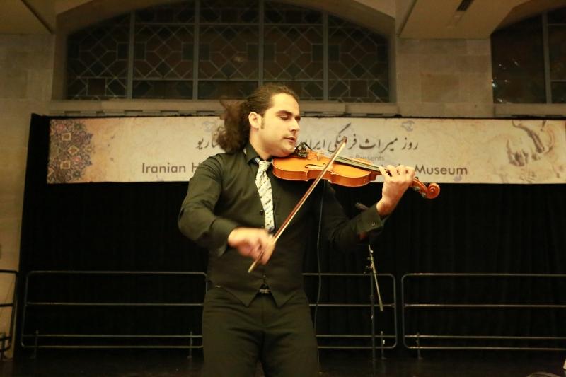 Arya Saber, Iranian Heritage Day May 25th 2013