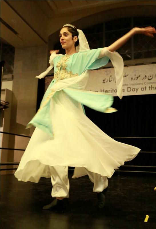 Beeta Jafari, Iranian Heritage Day May 25th 2013